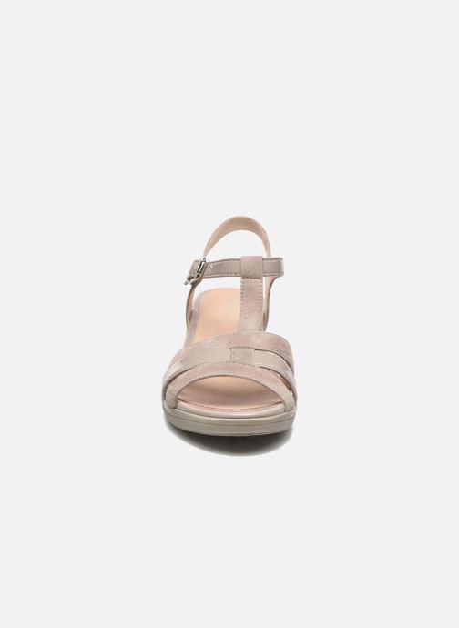 Sandales et nu-pieds Stonefly Vanity III 2 Go Beige vue portées chaussures