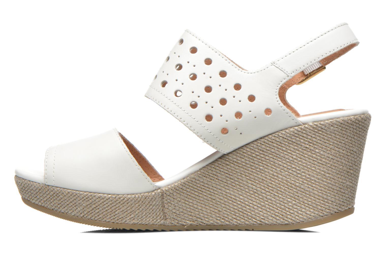 Sandales et nu-pieds Stonefly Marlene 19 Blanc vue face