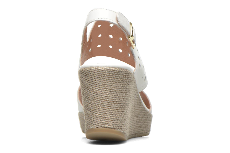 Sandales et nu-pieds Stonefly Marlene 19 Blanc vue droite