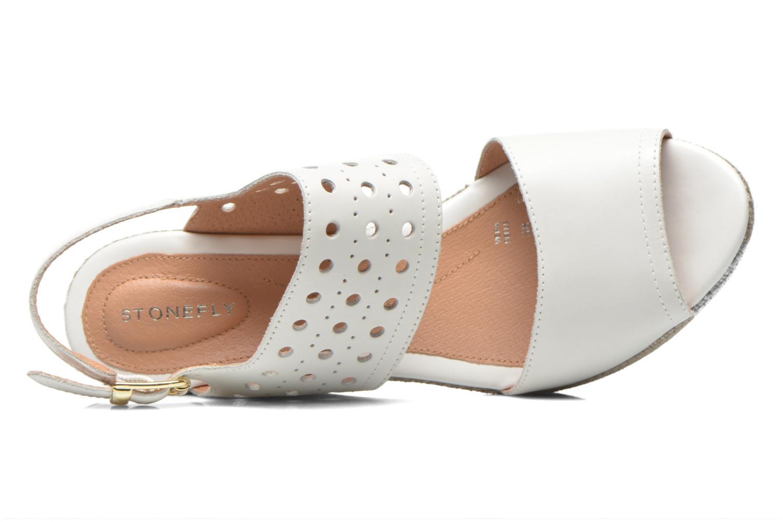 Sandales et nu-pieds Stonefly Marlene 19 Blanc vue gauche