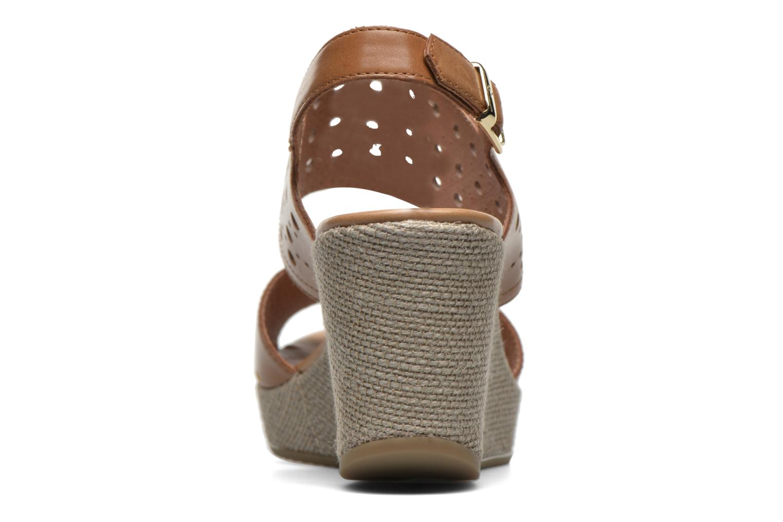 Sandales et nu-pieds Stonefly Marlene 19 Beige vue droite