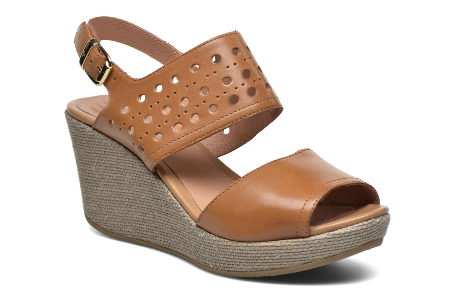 Sandals Stonefly Marlene 19 Beige detailed view/ Pair view