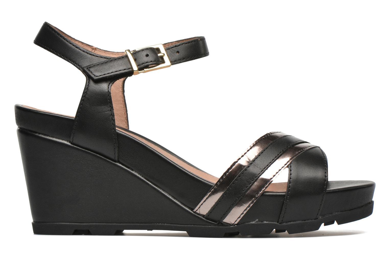 Sandales et nu-pieds Stonefly Anita 4 Noir vue derrière