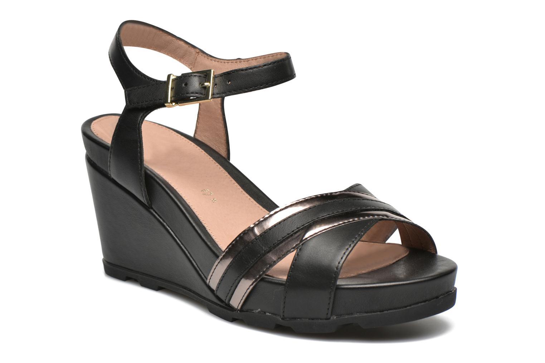 Sandales et nu-pieds Stonefly Anita 4 Noir vue détail/paire