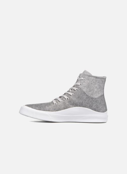Trainers Converse All Star Quantum Hi Grey front view