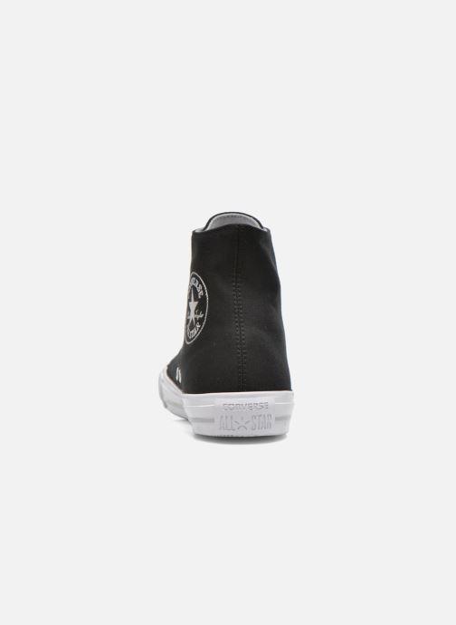 Sneakers Converse Chuck Taylor All Star Gemma Twill Hi Zwart rechts