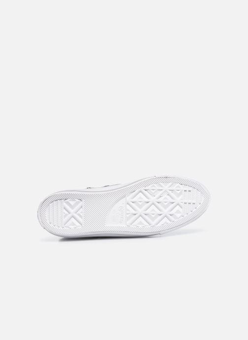 Sneakers Converse Chuck Taylor All Star Gemma Twill Hi Grijs boven