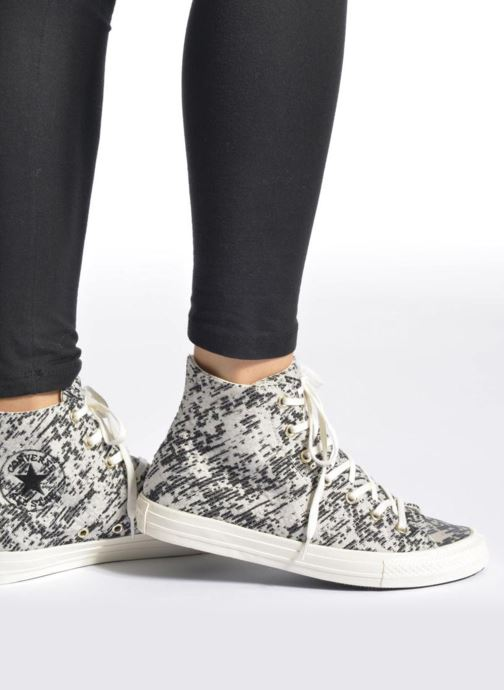 Sneakers Converse Chuck Taylor All Star Gemma Hi Wit onder