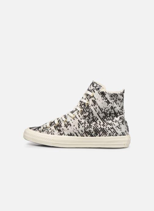 Sneakers Converse Chuck Taylor All Star Gemma Hi Wit voorkant