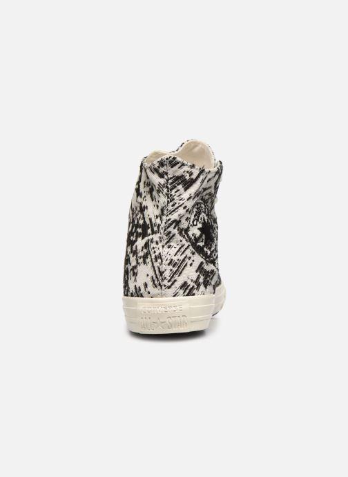 Sneakers Converse Chuck Taylor All Star Gemma Hi Wit rechts