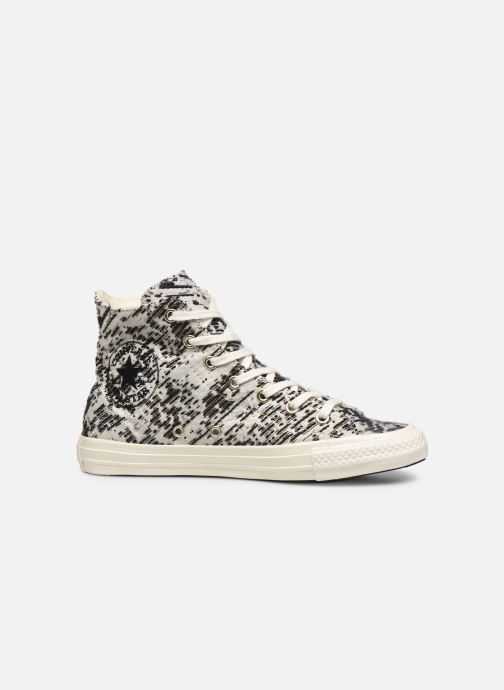 Sneakers Converse Chuck Taylor All Star Gemma Hi Wit achterkant