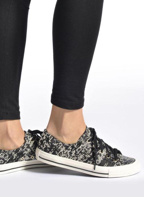 Sneakers Converse Chuck Taylor All Star Gemma Ox Zwart onder