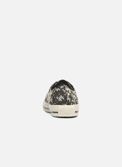 Sneakers Converse Chuck Taylor All Star Gemma Ox Zwart rechts