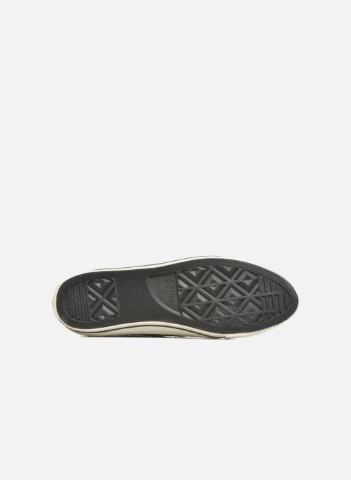 Sneakers Converse Chuck Taylor All Star Gemma Ox Zwart boven