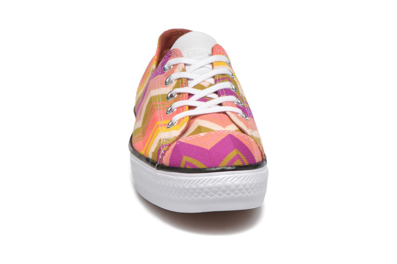 Sneaker Converse Ctas High Line Ox W mehrfarbig schuhe getragen