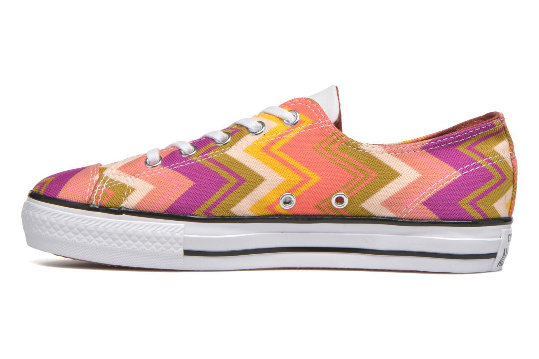 Sneaker Converse Ctas High Line Ox W mehrfarbig ansicht von vorne