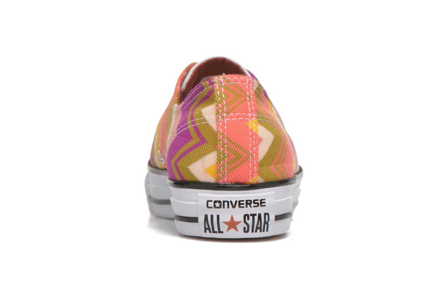 Sneaker Converse Ctas High Line Ox W mehrfarbig ansicht von rechts