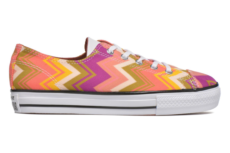 Sneaker Converse Ctas High Line Ox W mehrfarbig ansicht von hinten
