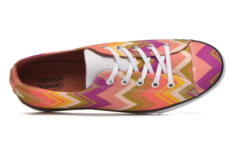 Baskets Converse Ctas High Line Ox W Multicolore vue gauche