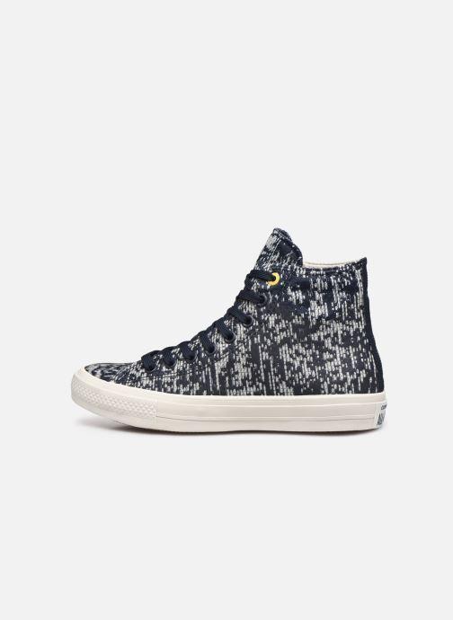 Sneakers Converse Chuck Taylor All Star II Rubber Hi M Grijs voorkant