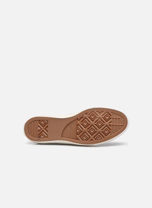 Sneakers Converse Chuck Taylor All Star II Rubber Hi M Grigio immagine dall'alto
