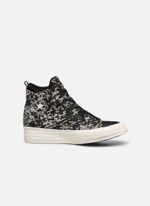 Sneakers Converse Ctas Selene Winter Knit Mid Nero immagine posteriore