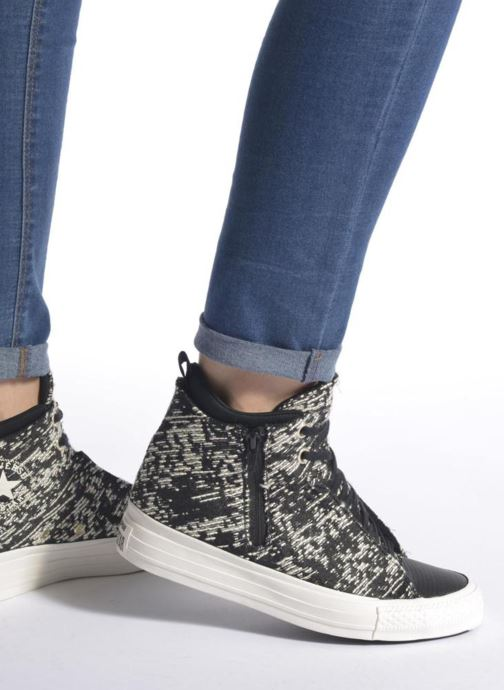 Sneakers Converse Ctas Selene Winter Knit Mid Wit onder