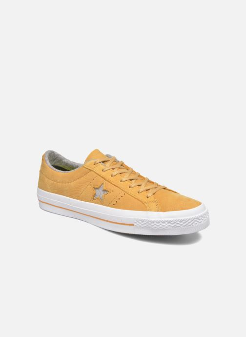 Converse One Star Nubuck Ox M (Yellow) Trainers chez