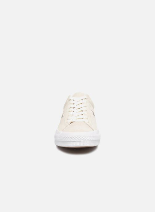 Trainers Converse One Star Ox M Grey model view