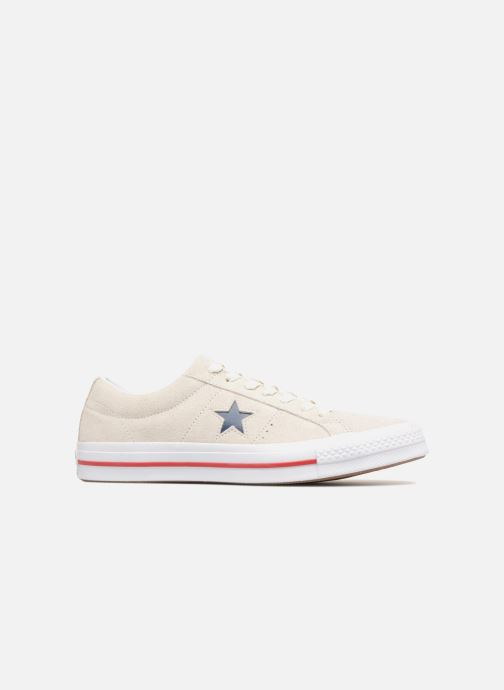 Trainers Converse One Star Ox M Grey back view