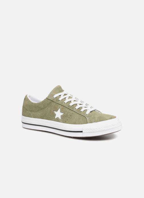 converse one star groen