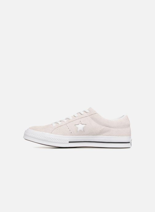 Sneakers Converse One Star Ox M Grijs voorkant