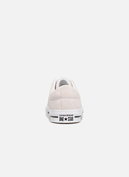 Sneakers Converse One Star Ox M Grijs rechts