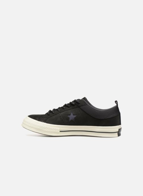 Trainers Converse One Star Ox M Black front view