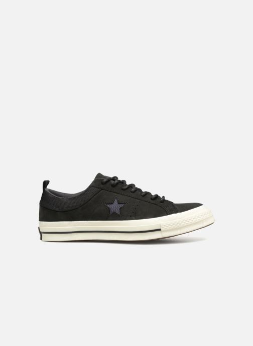 Trainers Converse One Star Ox M Black back view