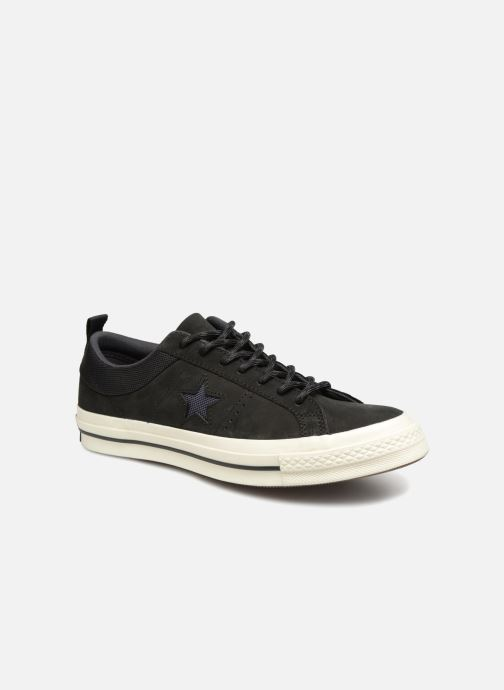 Trainers Converse One Star Ox M Black detailed view/ Pair view