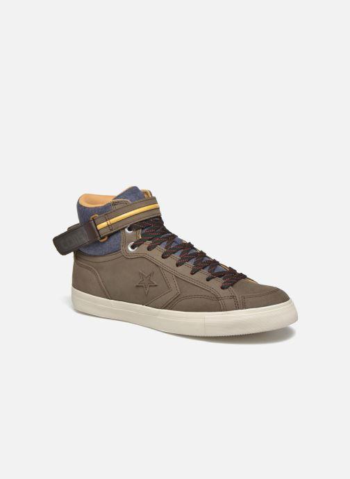Converse Pro Blaze Plus Suede Hi (braun) - Sneaker chez Sarenza (270503)
