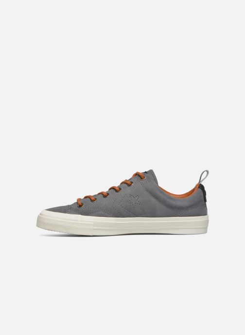 844b6d9f1029 Converse Star Player Premium Suede Ox M (Grey) - Trainers chez ...