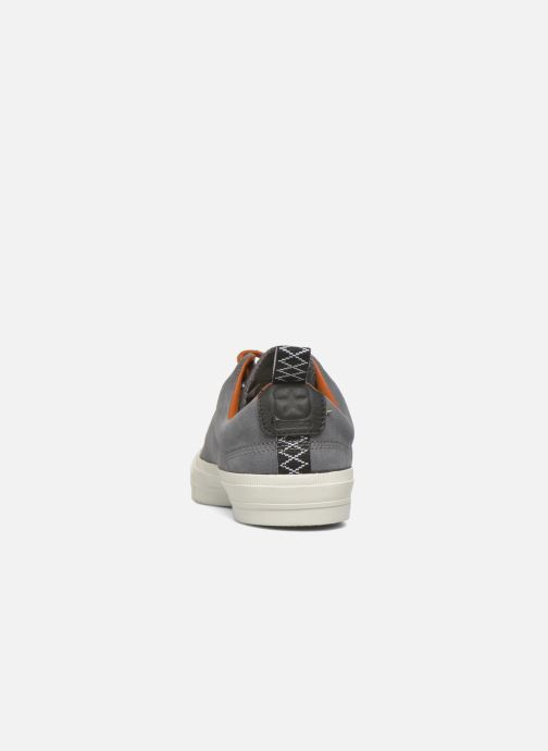 e940d5fc996d Trainers Converse Star Player Premium Suede Ox M Grey view from the right