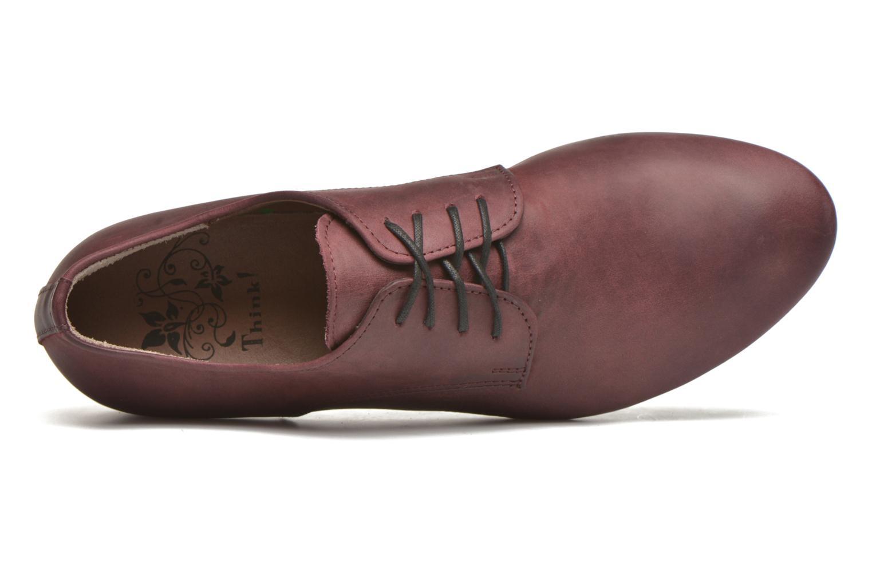Chaussures à lacets Think! Guad 87290 Bordeaux vue gauche