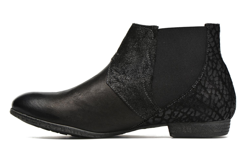 Bottines et boots Think! Ebbs 87132 Noir vue face