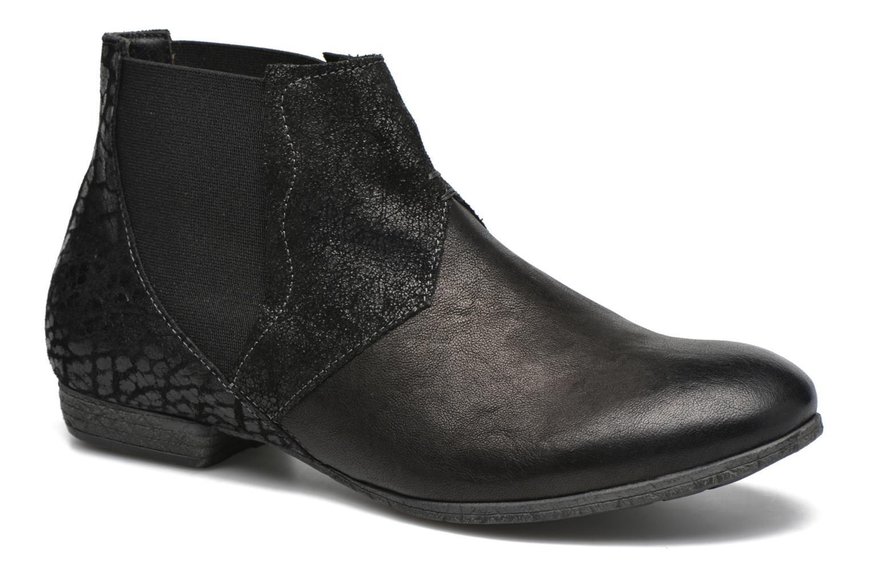 Bottines et boots Think! Ebbs 87132 Noir vue détail/paire