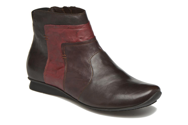 Bottines et boots Think! Chili 87109 Marron vue détail/paire
