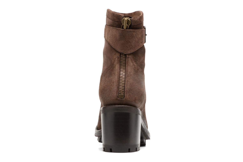 Bottines et boots Free Lance Justy 7 little cavalière Marron vue droite