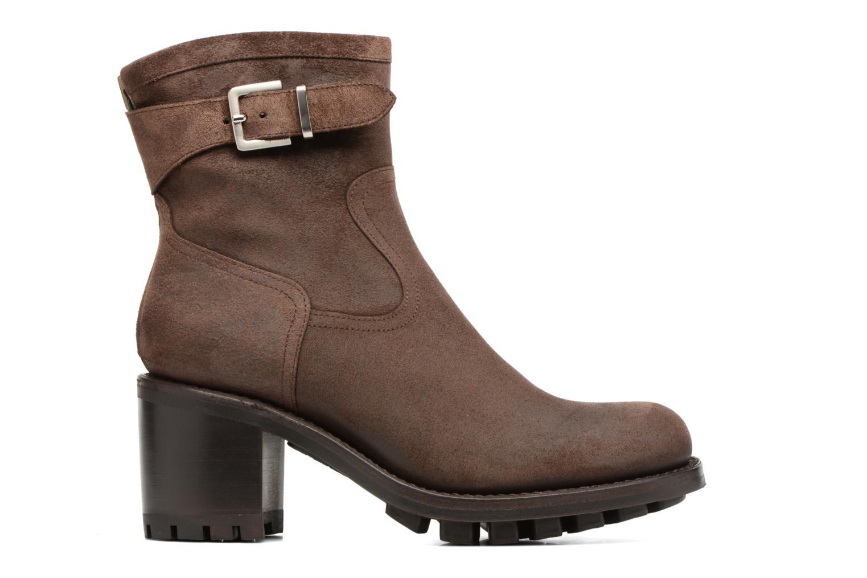Bottines et boots Free Lance Justy 7 little cavalière Marron vue derrière