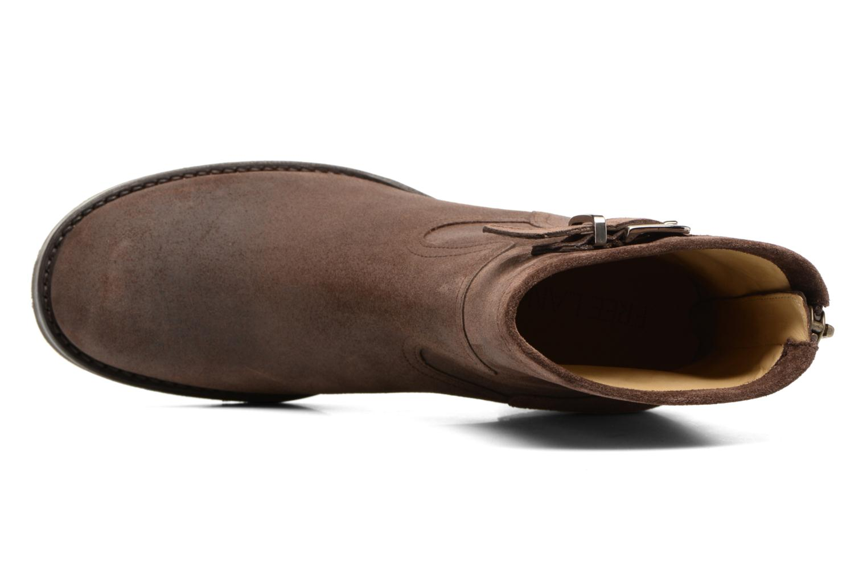 Bottines et boots Free Lance Justy 7 little cavalière Marron vue gauche