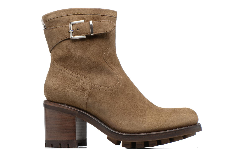Bottines et boots Free Lance Justy 7 little cavalière Beige vue derrière