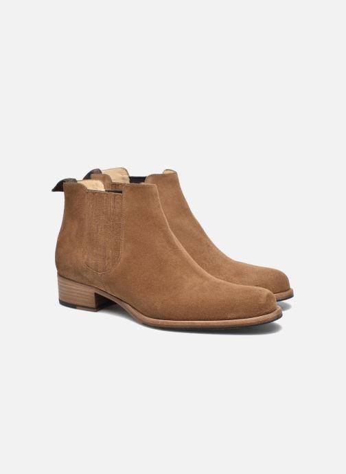 Bottines et boots Free Lance Legend 4 boot elast Marron vue 3/4