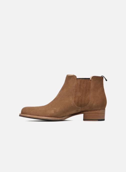 Bottines et boots Free Lance Legend 4 boot elast Marron vue face