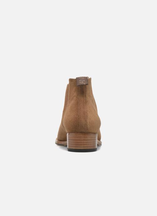 Bottines et boots Free Lance Legend 4 boot elast Marron vue droite